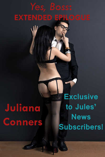 Yes, Boss: I Want More by Juliana Conners